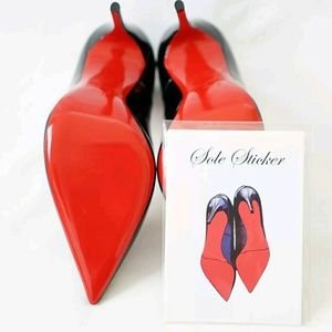 Crystal Clear 3m Christian Louboutin Outsole
